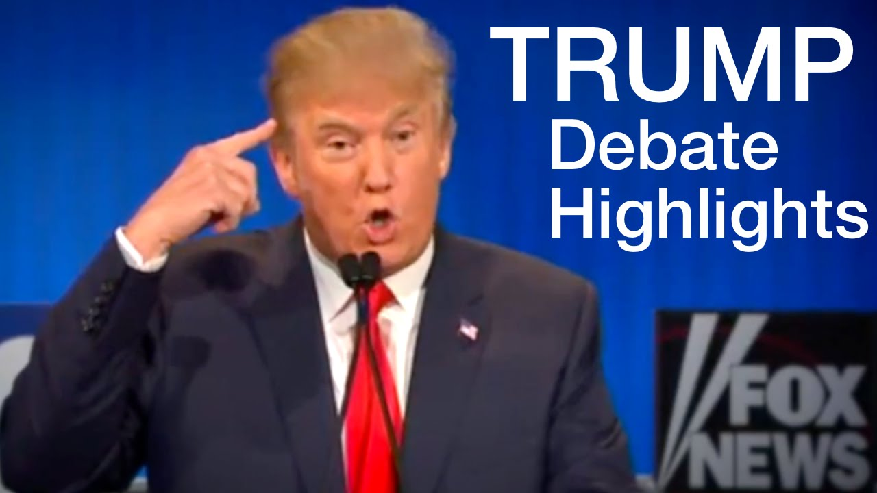 Trump comes under sustained attack in Republican debate
